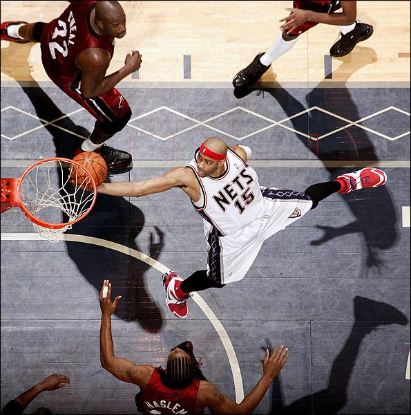Vince Carter Nets