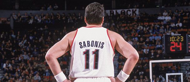 La légende Arvydas Sabonis