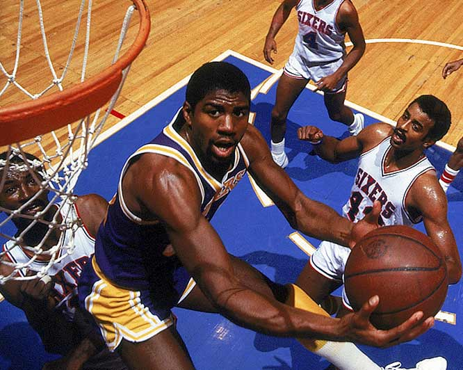 PLAYOFFS HISTORY : Tout simplement Magic !