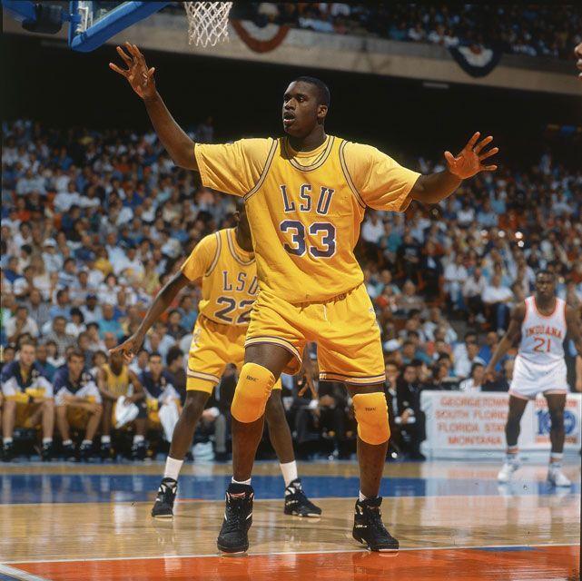 Quand Shaquille O'Neal dominait la NCAA