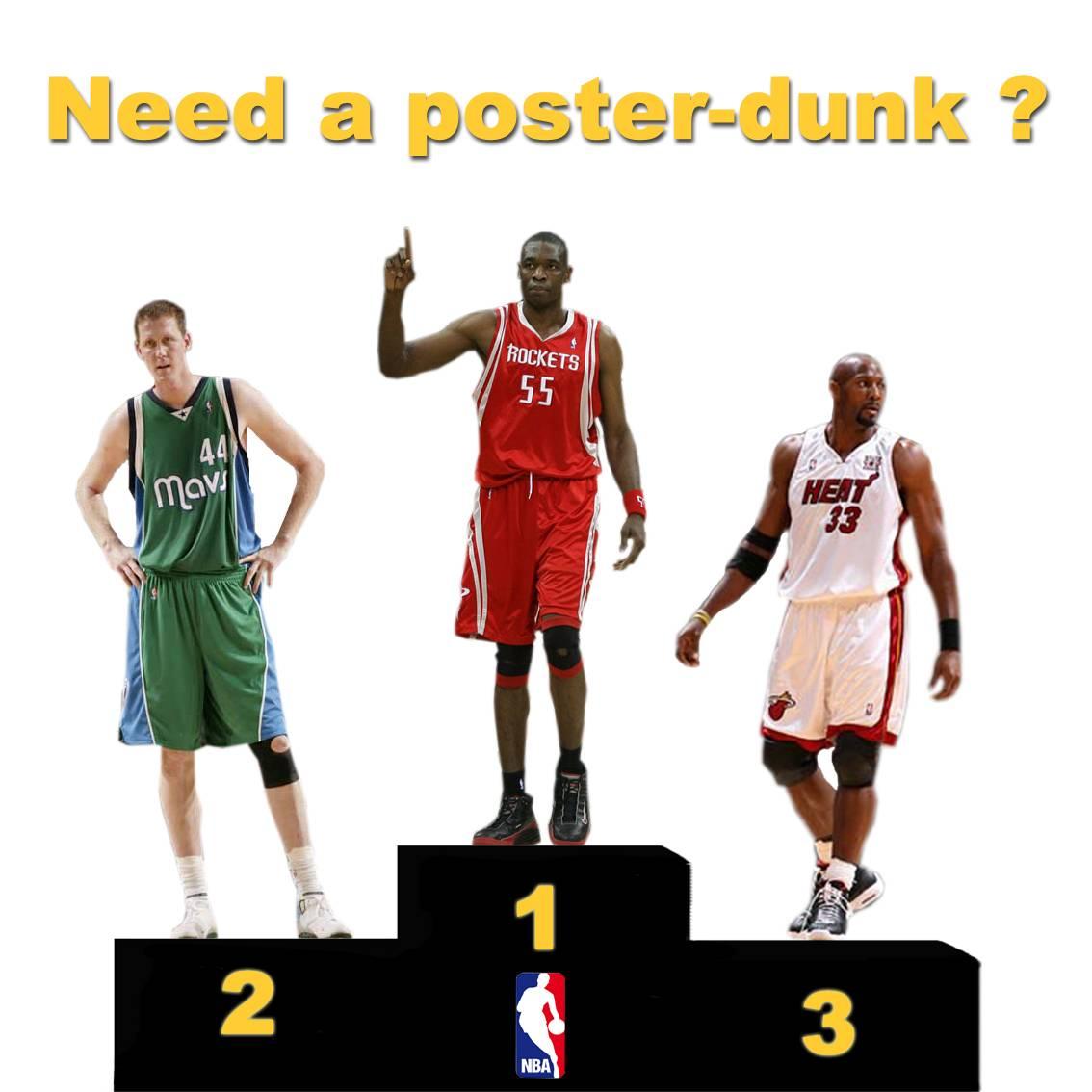Besoin d'un poster-dunk ?