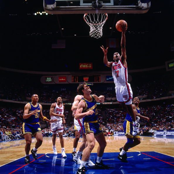 Kenny Anderson story