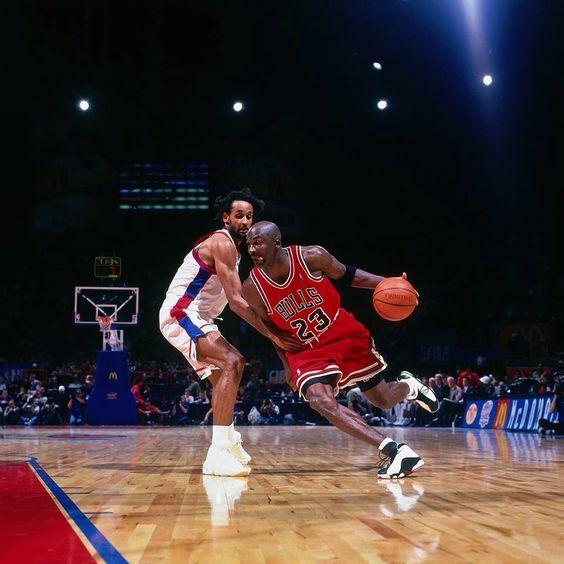 Bulls paris 1997
