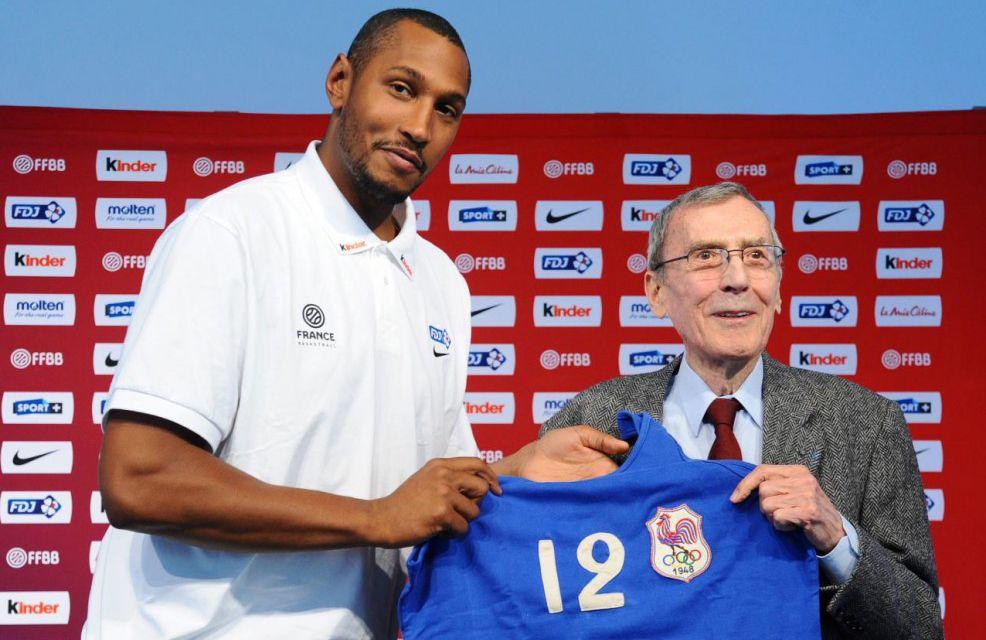 Équipe de France de basket : Les Bleus dans les jeux
