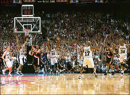 Playoffs History : Le «mémorial day miracle»