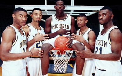 Inoubliable Fab Five