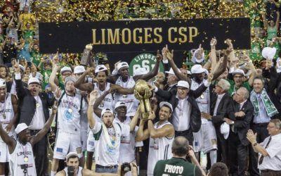 Le C.S.P Limoges conserve son bien