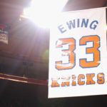 Le retrait du maillot de Patrick Ewing