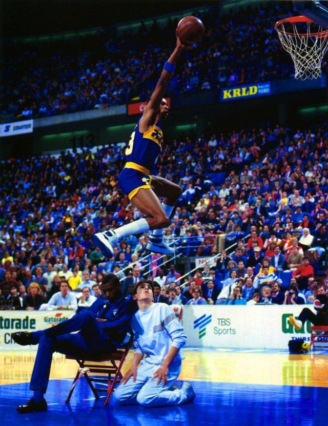 Terrence Stansbury (1985)