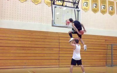 Les dunks les plus fous