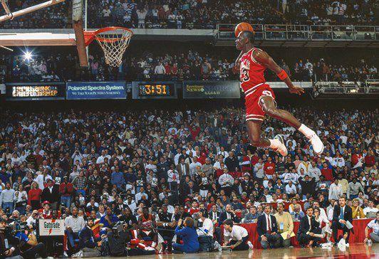 Le meilleur du Slam dunk contest